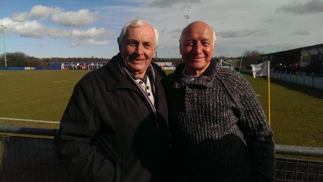 Bryan Clifton & Brian Hughes
