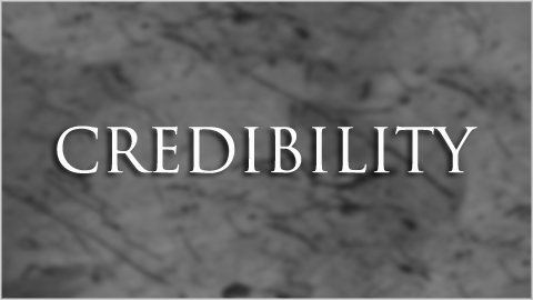 website credibility paper The credibility of the institution or professional credential of the individual providing the facts gives clues as to the reliability of the information is the site just linking to sources if so, the credibility of the information is connected to the originating sites.