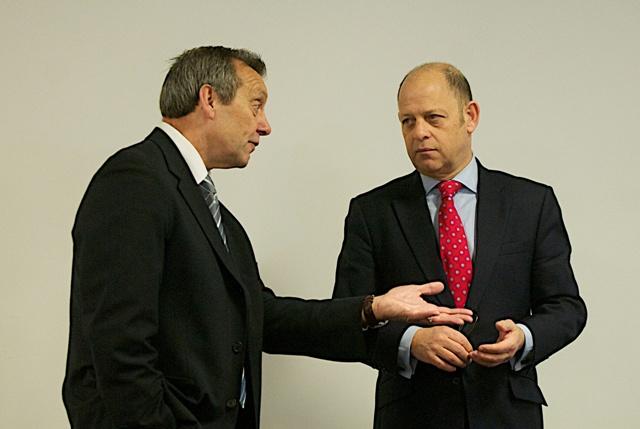 Jeremy Jacobs & Richard Mullender