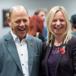 Jeremy Jacobs & Wendy Whittaker-Large
